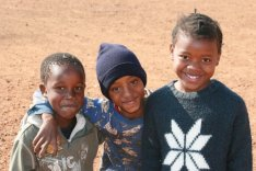 smiley face kids south africa